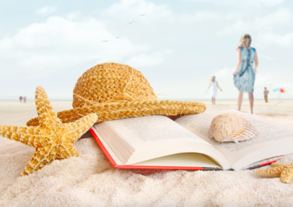 Ten for the Beach: A Summer Reading List for Students and Graduates Alike