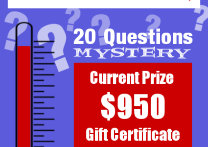 20 Questions Mystery - Round 2