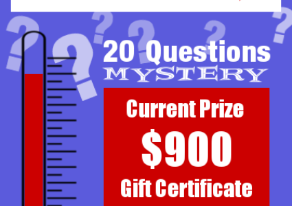 20 Questions Mystery - Round 3