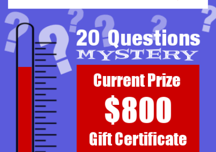 20 Questions Mystery - Round 5
