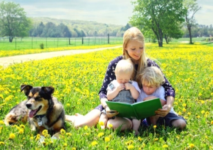 Children's Summer Reads (4-7yrs old)