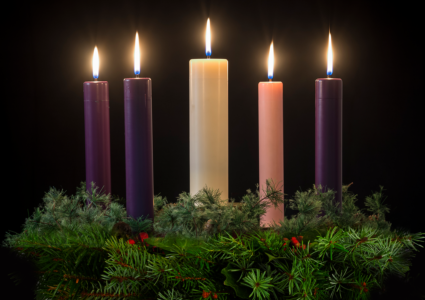 Advent and the Race to Christmas