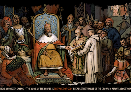 Charlemagne's Gift to Classical Education