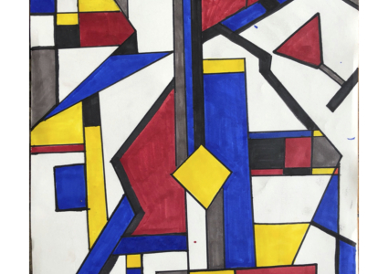 Student Spotlight: A Study in Cubism, by Simon Kelm