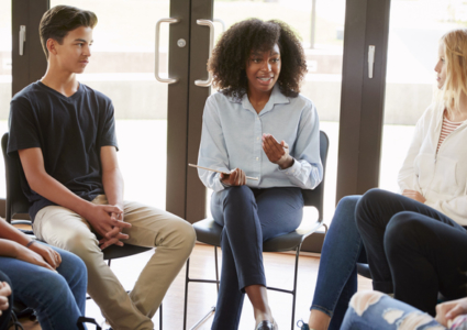 Four Ways to Fostering Great Discussions in a Larger Classes