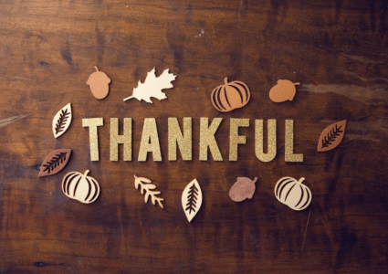 Happy Thanksgiving from Veritas Press!