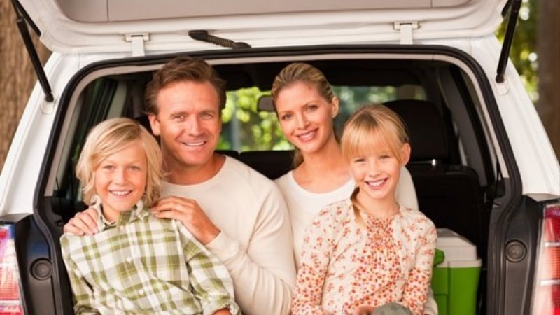 Ten Secrets to Surviving Family Road Trips