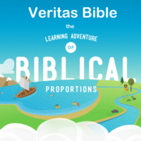 VeritasBible.com, the most exciting way for children to learn the Bible is launched