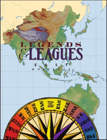 Legends & Leagues East Workbook | Veritas Press