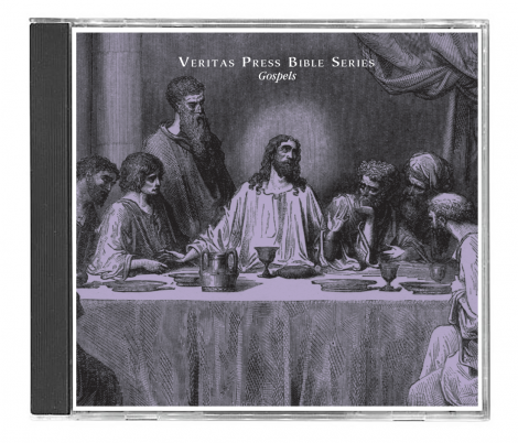 Gospels Homeschool Enhanced CD | Veritas Press