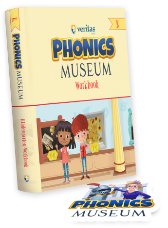 Phonics K Student Kit without Primers