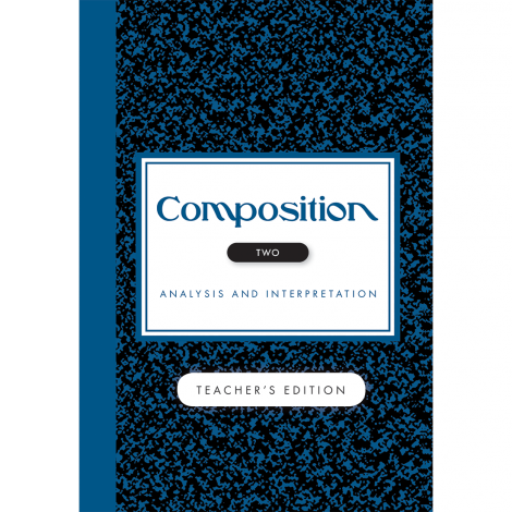 Composition II Teacher Edition (eBook)
