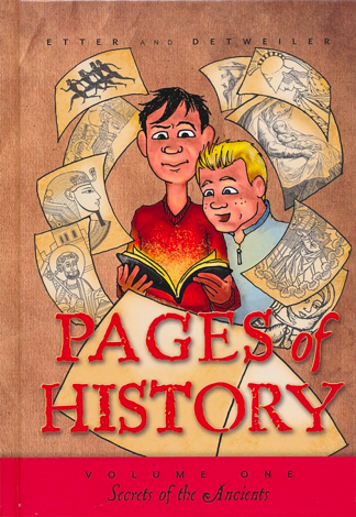Pages of History 1: Secret of the Ancients