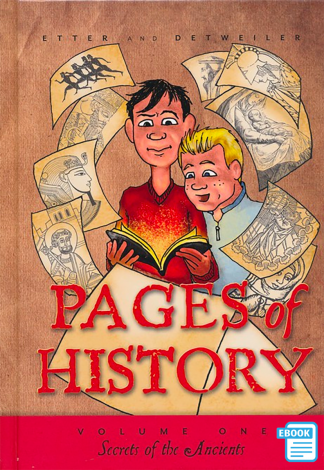 Pages of History 1: Secrets of the Ancients | eBook
