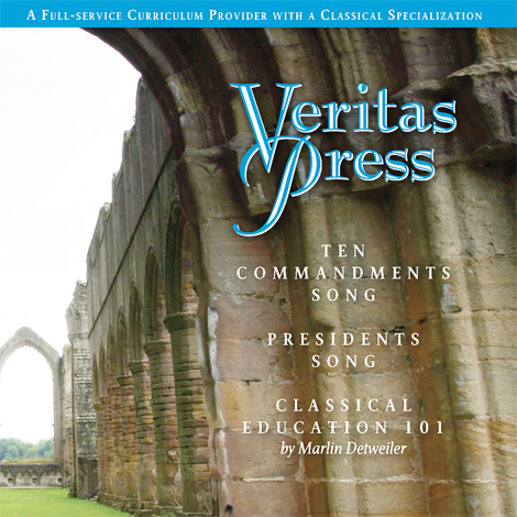 Classical Education 101 CD | Veritas Press