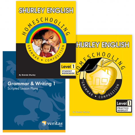 Grammar & Writing 1 | You Teach Kit | Veritas Press