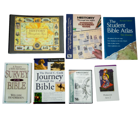 Acts to Revelation | You Teach Kits | Veritas Press