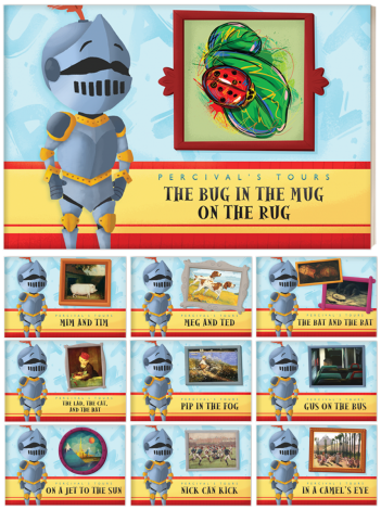 Phonics Museum Primers 1-10 | Veritas Press