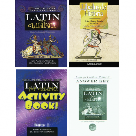 Latin | Grammar 4 | Live Course Kit | Veritas Press