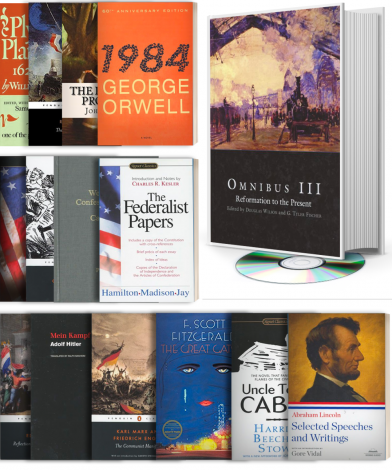 Omnibus III Primary   Live Course & You Teach Kit