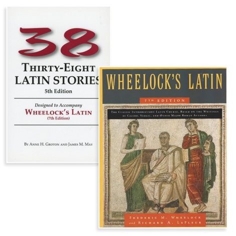 Latin II | Live Course & You Teach Kit | Veritas Press