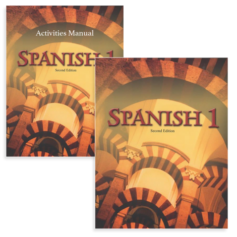 Spanish I | Live Course Kit | Veritas Press