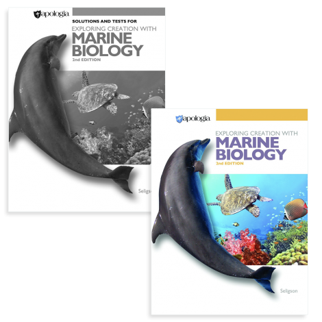 Marine Biology - Live Course Kit | Veritas Press