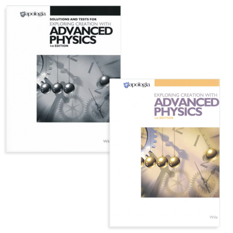Physics II | Live Course Kit | Veritas Press