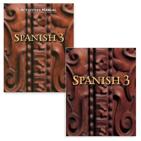 Spanish III | Live Course Kit | Veritas Press