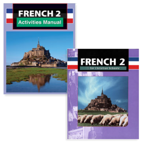 French II  Live Course Kit   Veritas Press