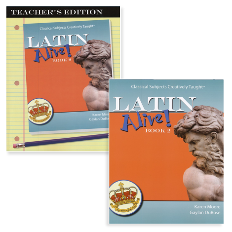 Latin Transition II | Live Course Kit | Veritas Press