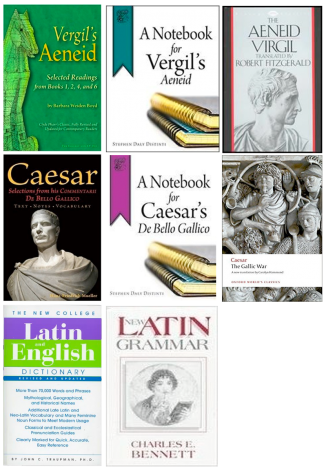 Latin Readings: Virgil - Live Course Kit