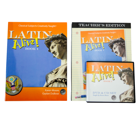 Latin Transition I | You Teach Kit | Veritas Press