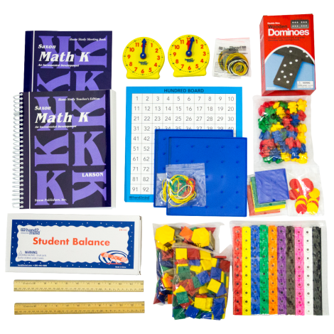 Math Pre-K | You Teach Kit | Veritas Press