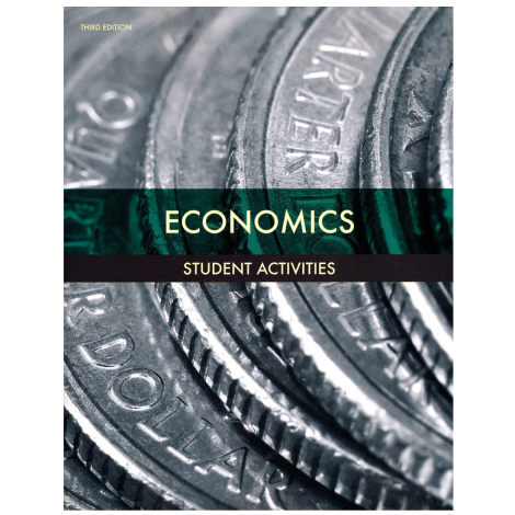 Economics Student Activities Manual (3rd Ed)