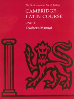 Cambridge Latin 1 Teacher
