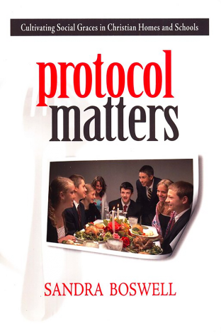 Protocol Matters | Veritas Press