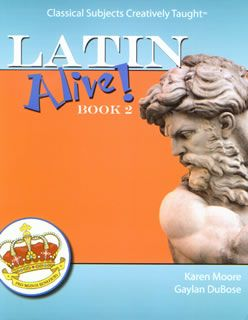 Latin Alive! 2 Student Text