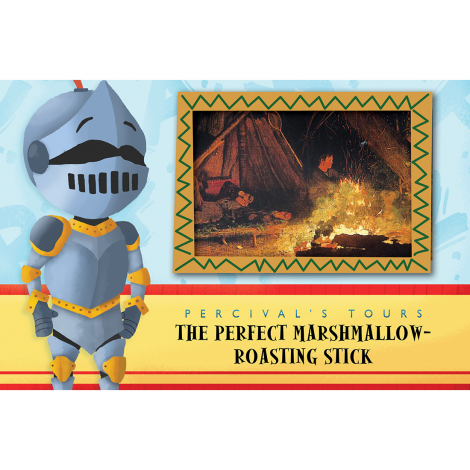 Primer 24: The Perfect Marshmallow-Roasting Stick