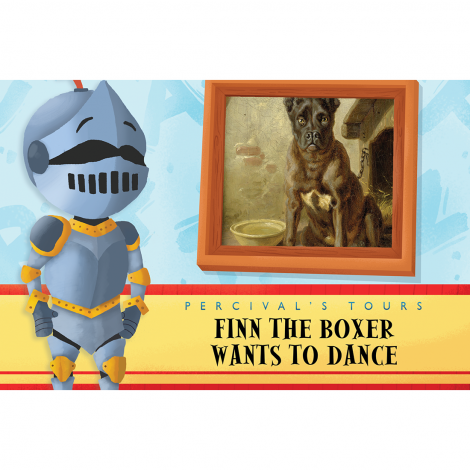 Primer 30: Finn the Boxer Wants to Dance