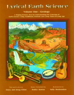 Lyrical Earth Science Volume 1: Geology with CD