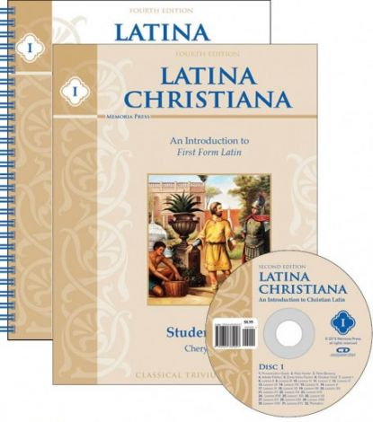 Latina Christiana | Level 1 Kit | Veritas Press