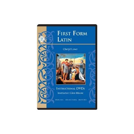 First Form Latin DVDs | Veritas Press