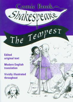 The Tempest - Comic Book Shakespeare