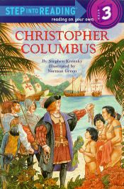 Christopher Columbus - Step into Reading, Step 3