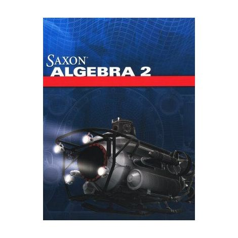 Algebra II Saxon 4th Ed. You Teach Kit