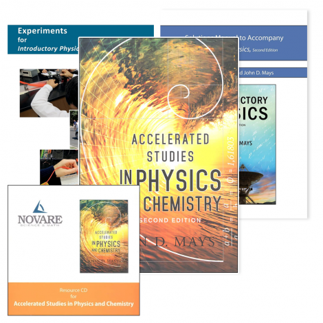 Novare Accelerated Physics and Chemistry Kit | Veritas Press