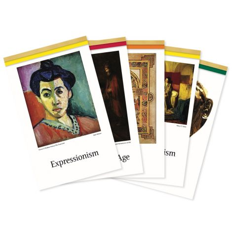 History of Art Flashcards | eBook | Veritas Press