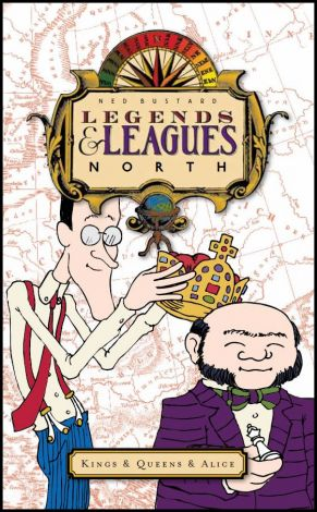 Legends and Leagues | North Storybook