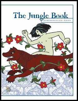 The Jungle Book Comprehension Guide (eBook)